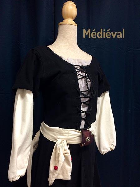 Médiéval Femme